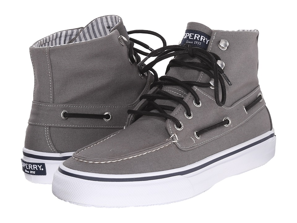 Sperry Top-Sider - Bahama Boot (Grey) Men's Lace-up Boots