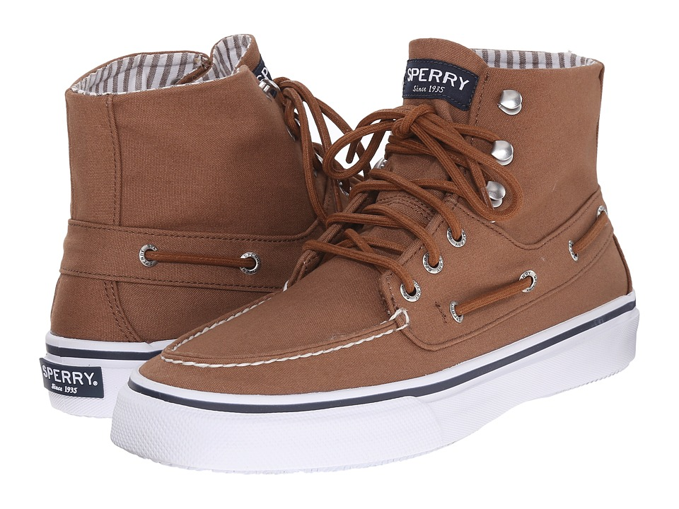 Sperry Top-Sider - Bahama Boot (Brown) Men's Lace-up Boots