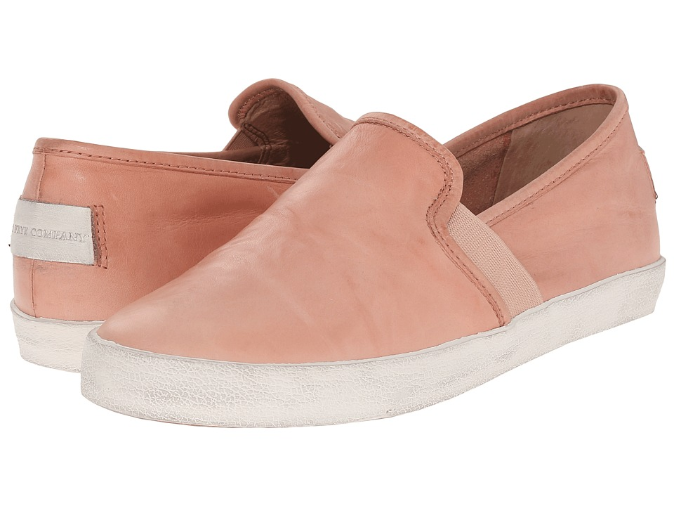 Frye - Dylan Slip (Peach Washed Smooth Vintage) Women