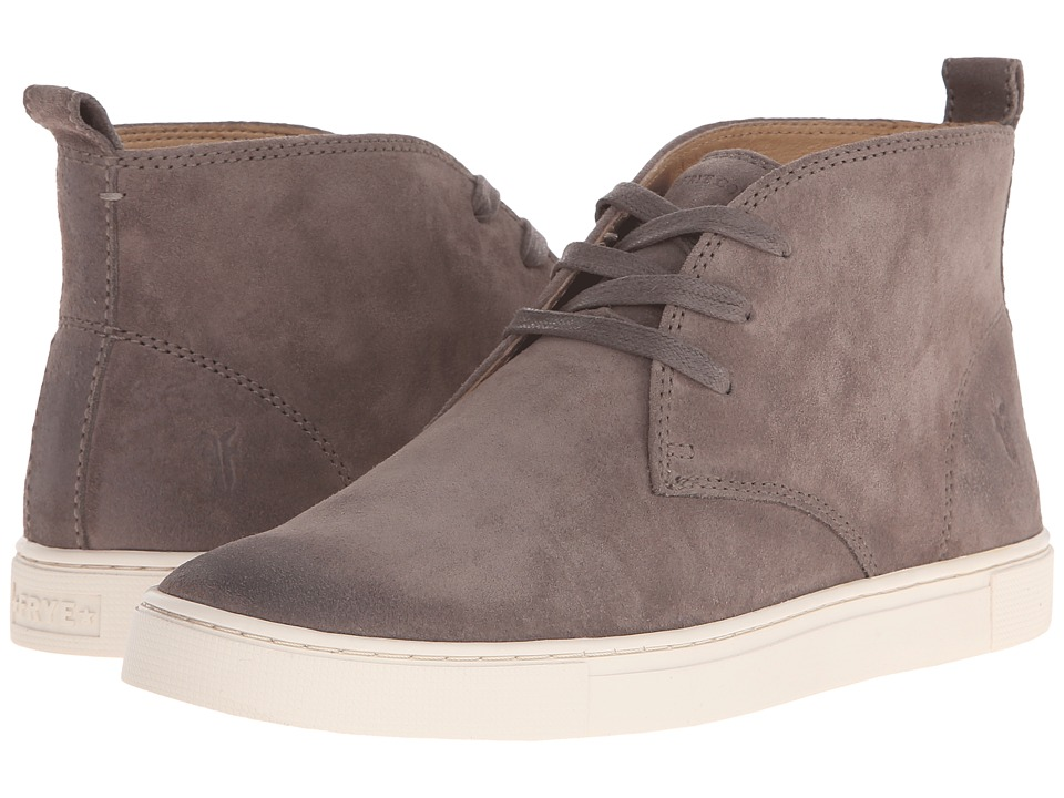 Frye - Gemma Chukka (Dark Grey Suede) Women's Lace-up Boots