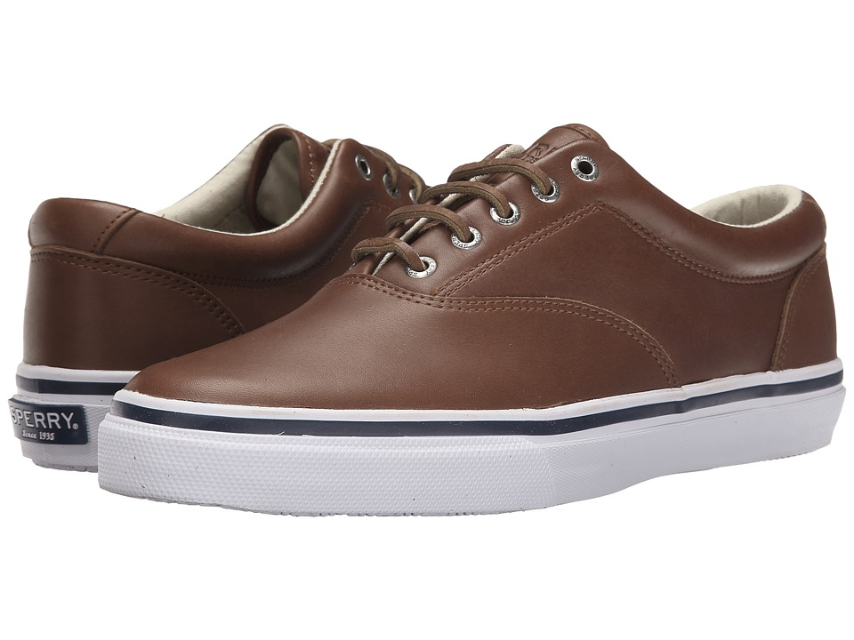 Sperry Top-Sider Striper LL CVO Leather (Tan) Men