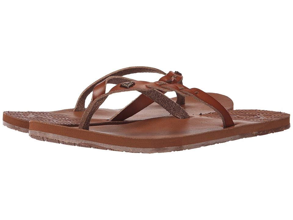 Roxy - Liza (Brown) Women's Sandals