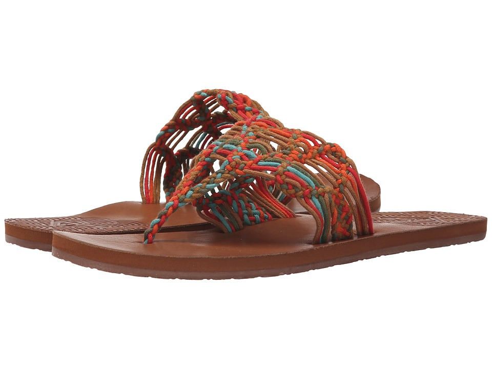 Roxy - Surya (Multi) Women's Sandals