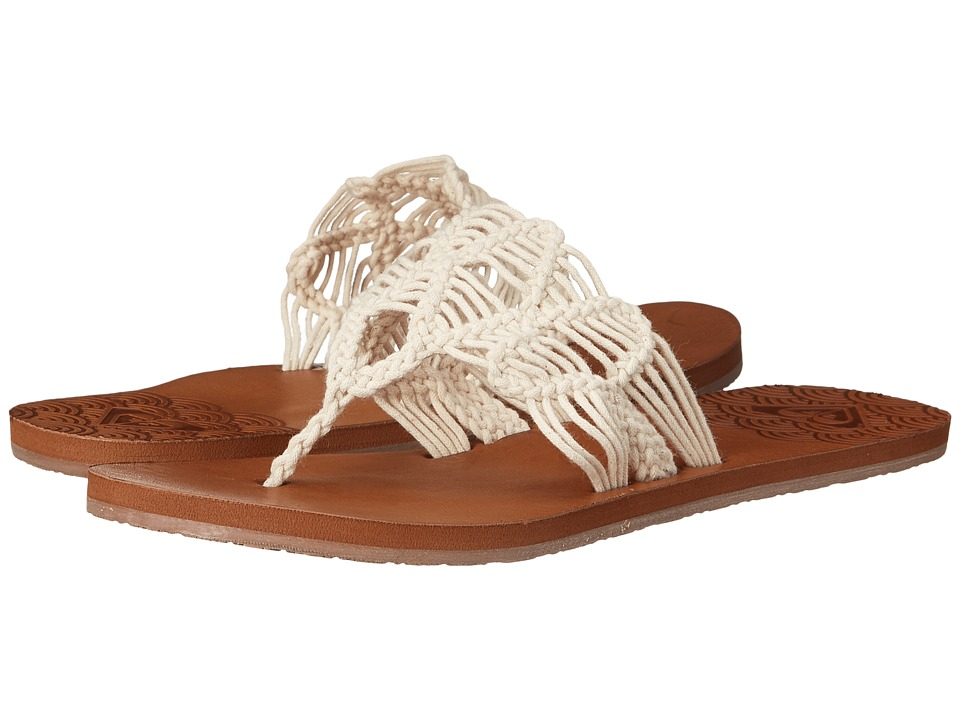 Roxy - Surya (White) Women's Sandals