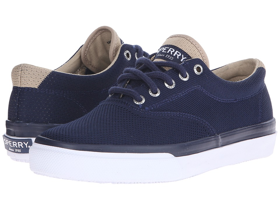Sperry Top-Sider Striper LL CVO Knit (Navy) Men