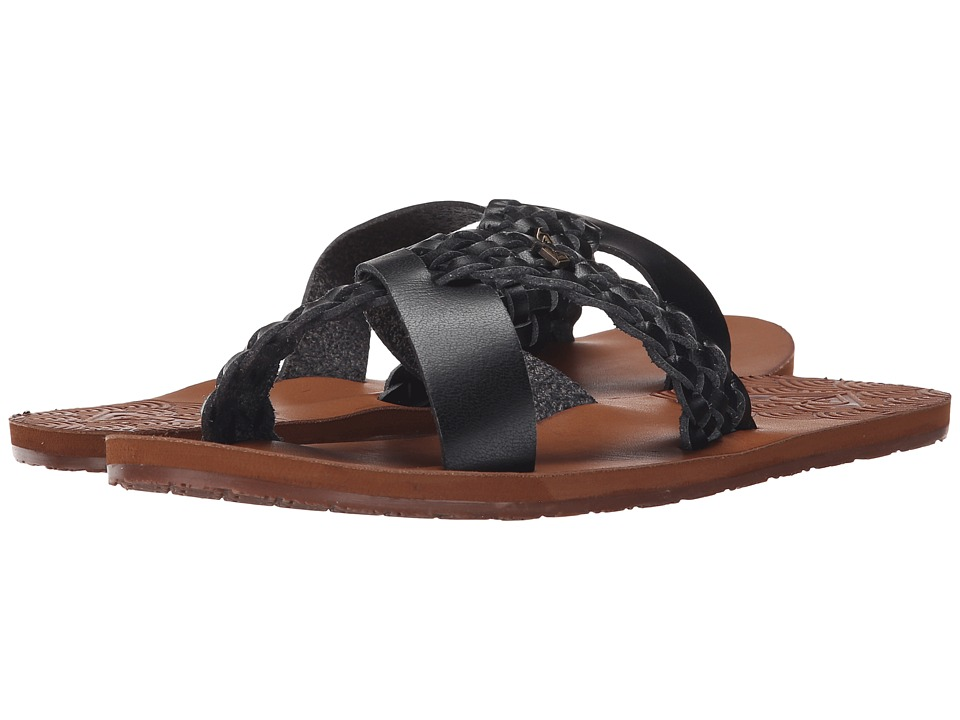 Roxy - Sol (Black) Women's Sandals