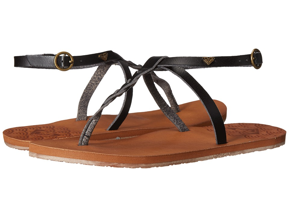 Roxy - Arinna (Black) Women's Sandals
