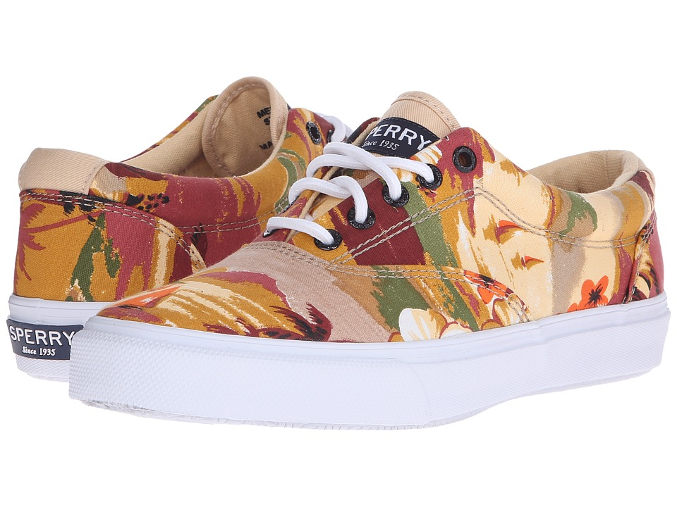 Sperry Top-Sider Striper LL CVO Hawaiian (Sunset Orange) Men