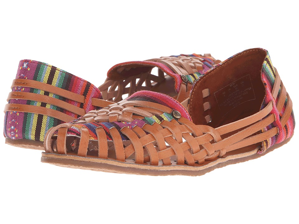 Roxy - Meri (Brown) Women's Sandals