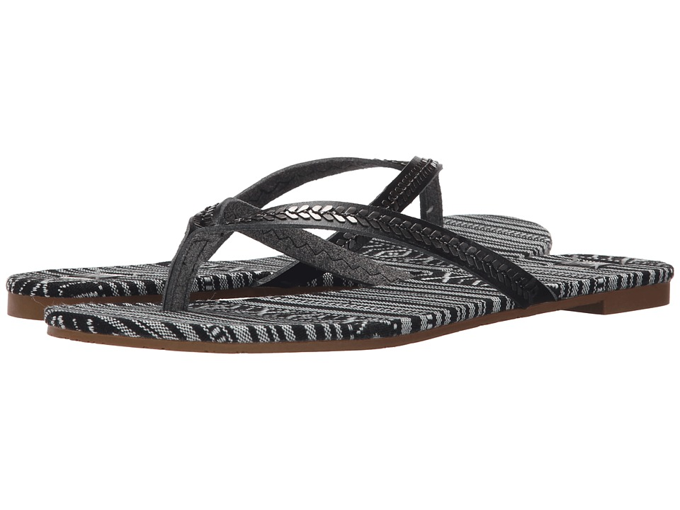 Roxy - Tangier (Black) Women's Sandals