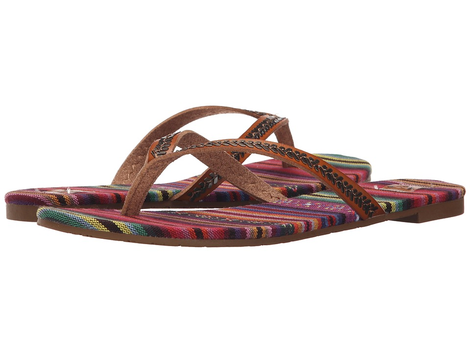 Roxy - Tangier (Brown) Women's Sandals