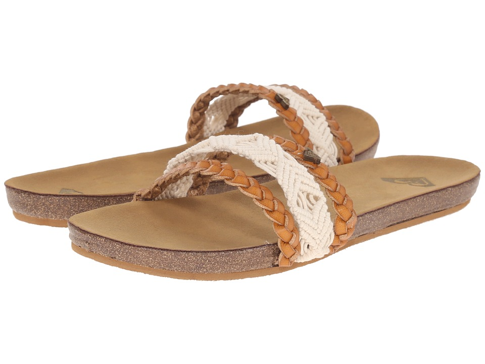 Roxy - Casablanca (Brown) Women's Sandals