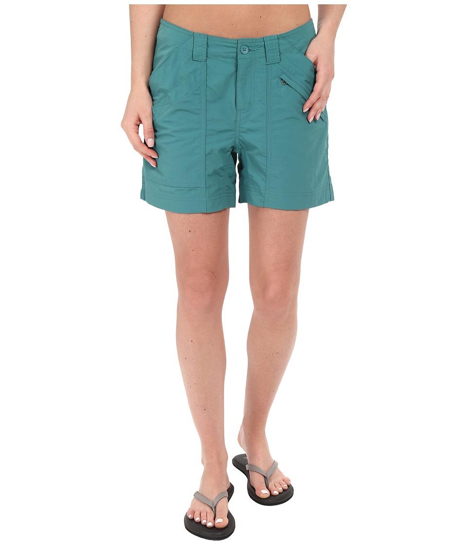 Royal Robbins - Backcountry Short (Sea Glass) Women's Shorts