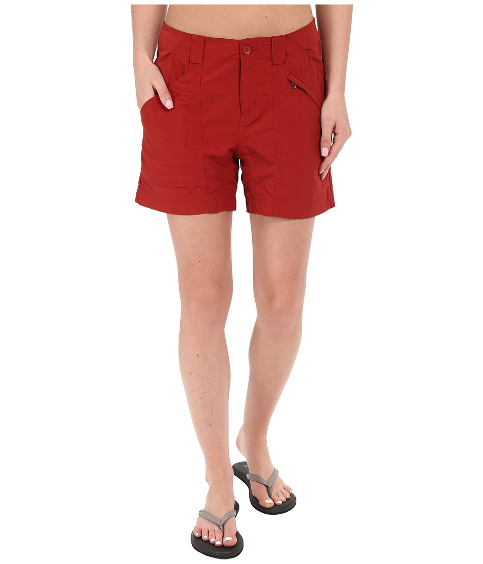 Royal Robbins - Backcountry Short (Pimento) Women's Shorts