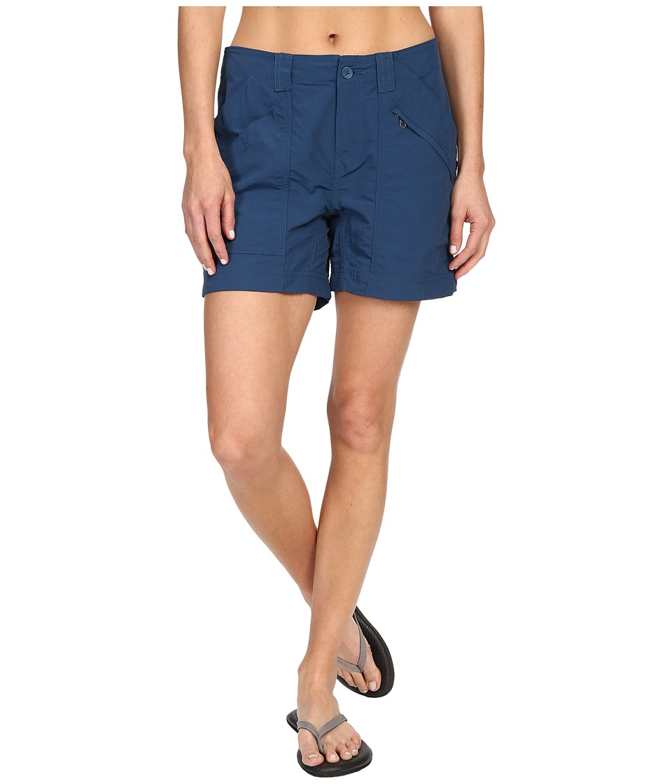 Royal Robbins - Backcountry Short (Phoenix Blue) Women's Shorts
