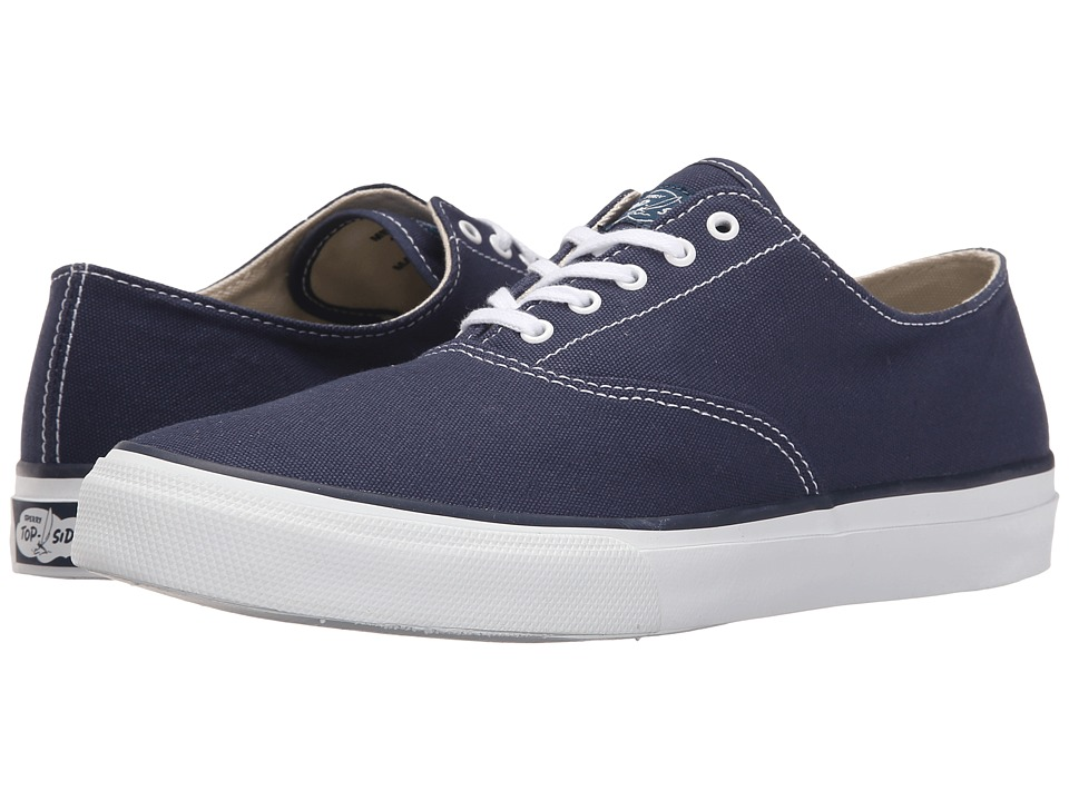 Sperry - CVO Canvas (Navy) Men's Lace up casual Shoes