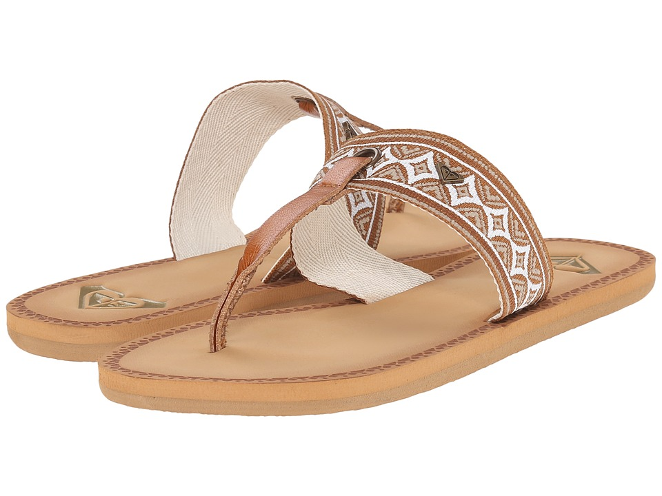 Roxy - Martinique (Tan) Women's Sandals