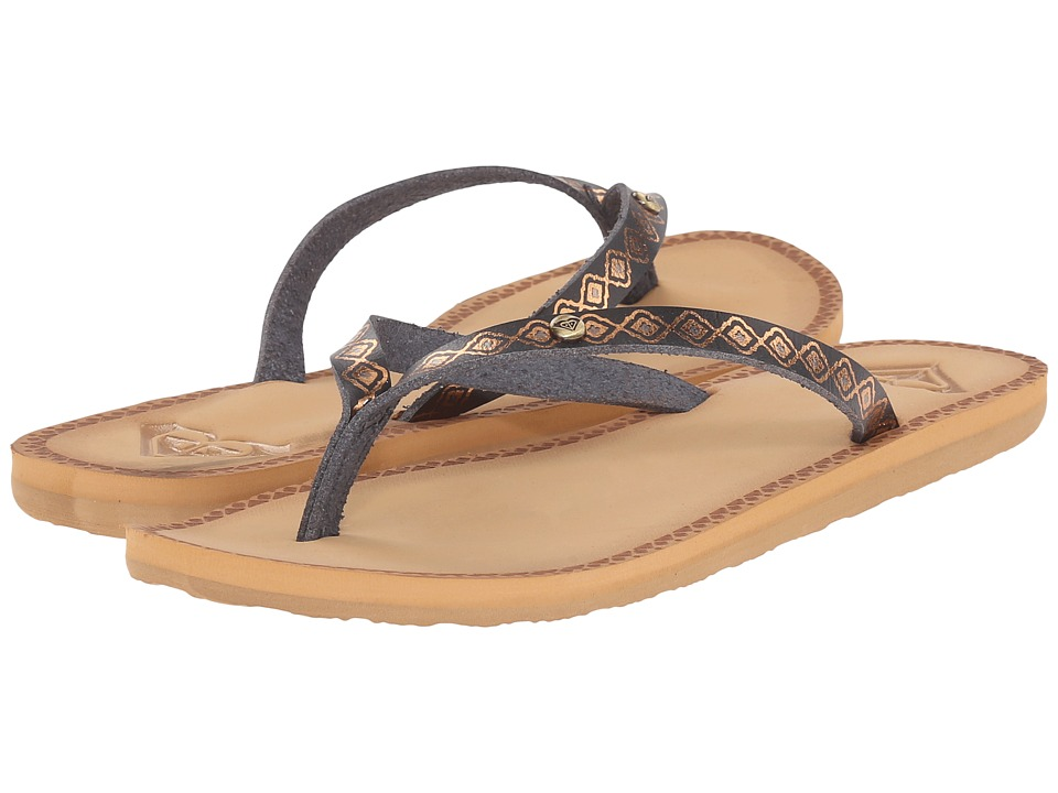 Roxy - Nevis (Black) Women's Sandals