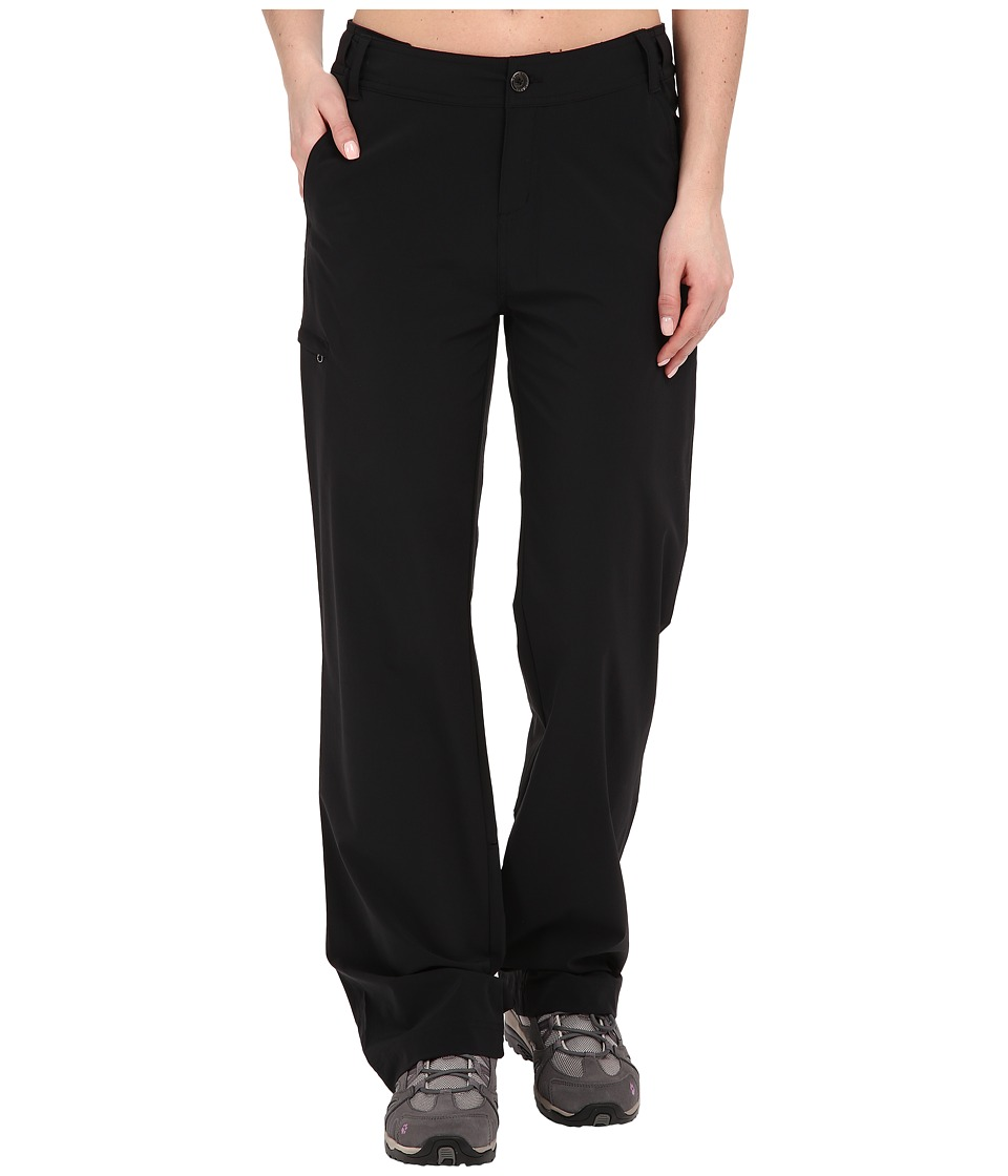 Royal Robbins - Cardiff Stretch Pants (Jet Black) Women's Casual Pants
