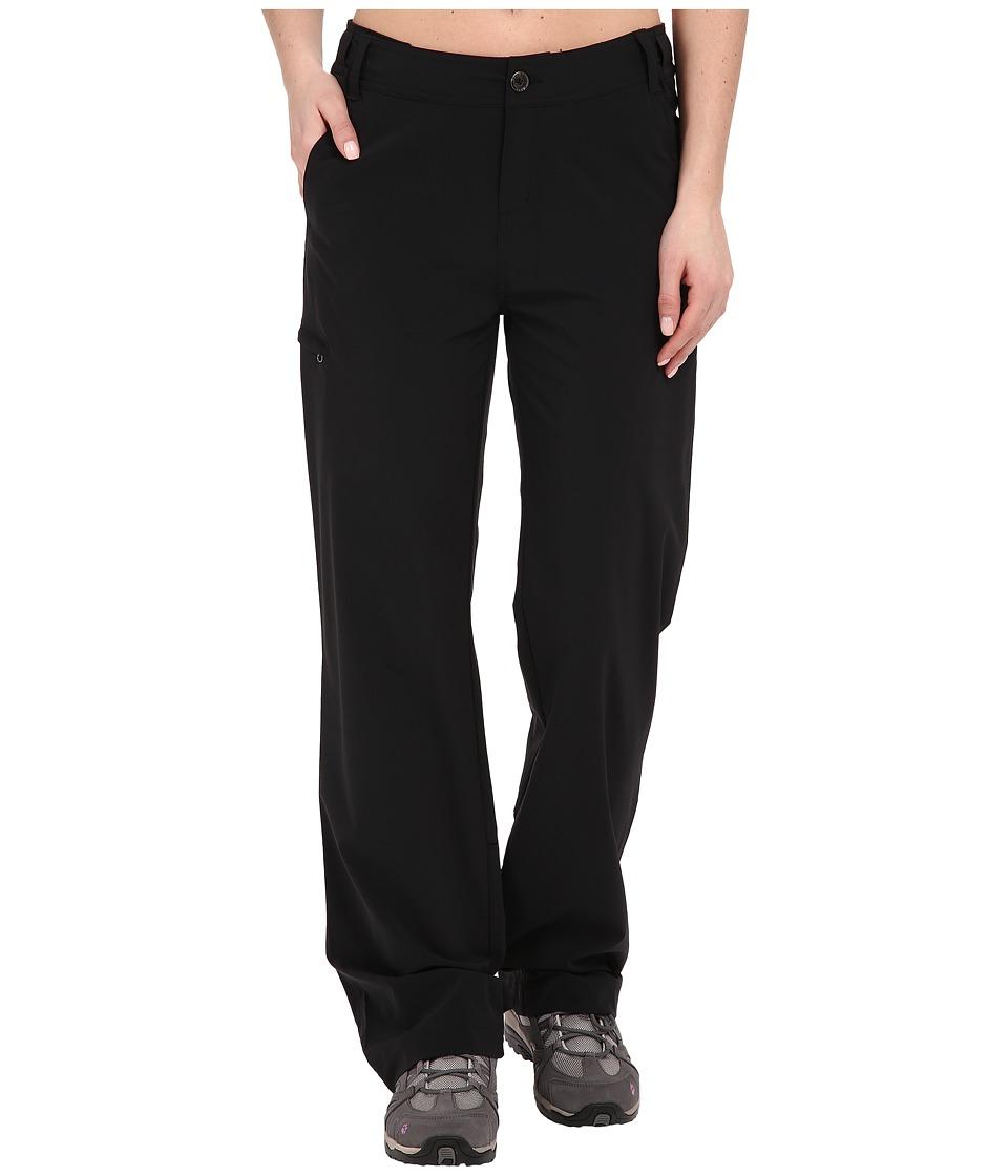 Royal Robbins - Cardiff Stretch Pants (Jet Black) Women's Casual Pants