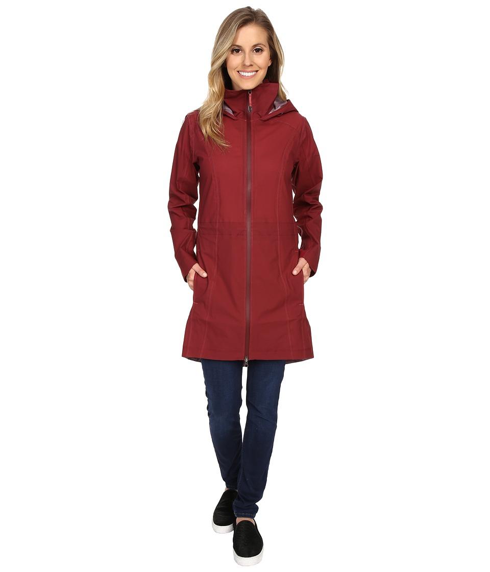 KUHL - Jetstreamtm Jacket (Syrah) Women's Coat