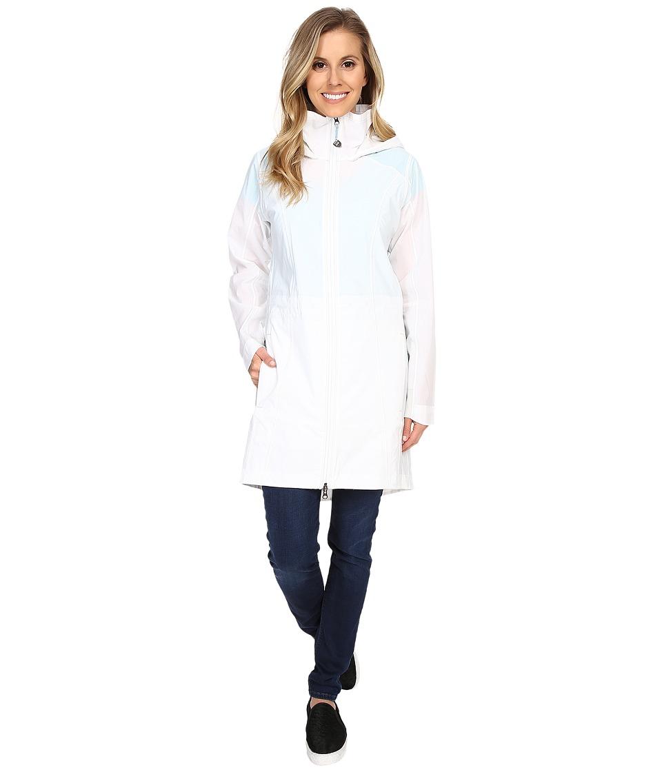 KUHL - Jetstream Jacket (White) Women's Coat