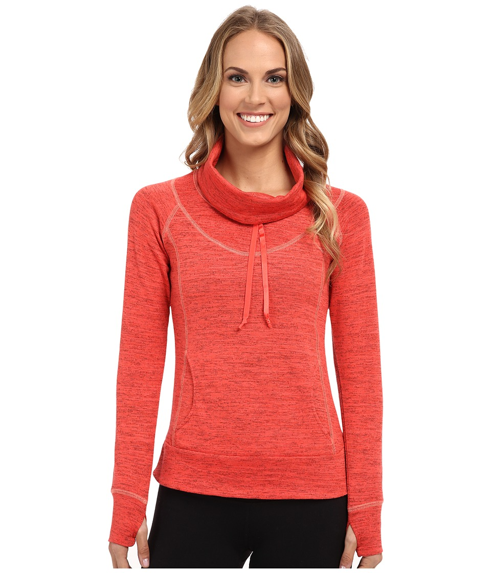 Kuhl - L a Pullover (Poppy) Women's Long Sleeve Pullover