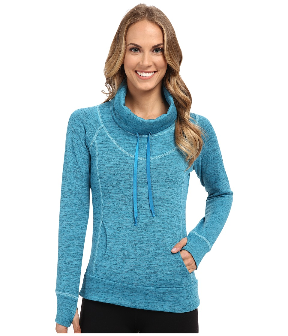 Kuhl - L a Pullover (Seaport) Women's Long Sleeve Pullover