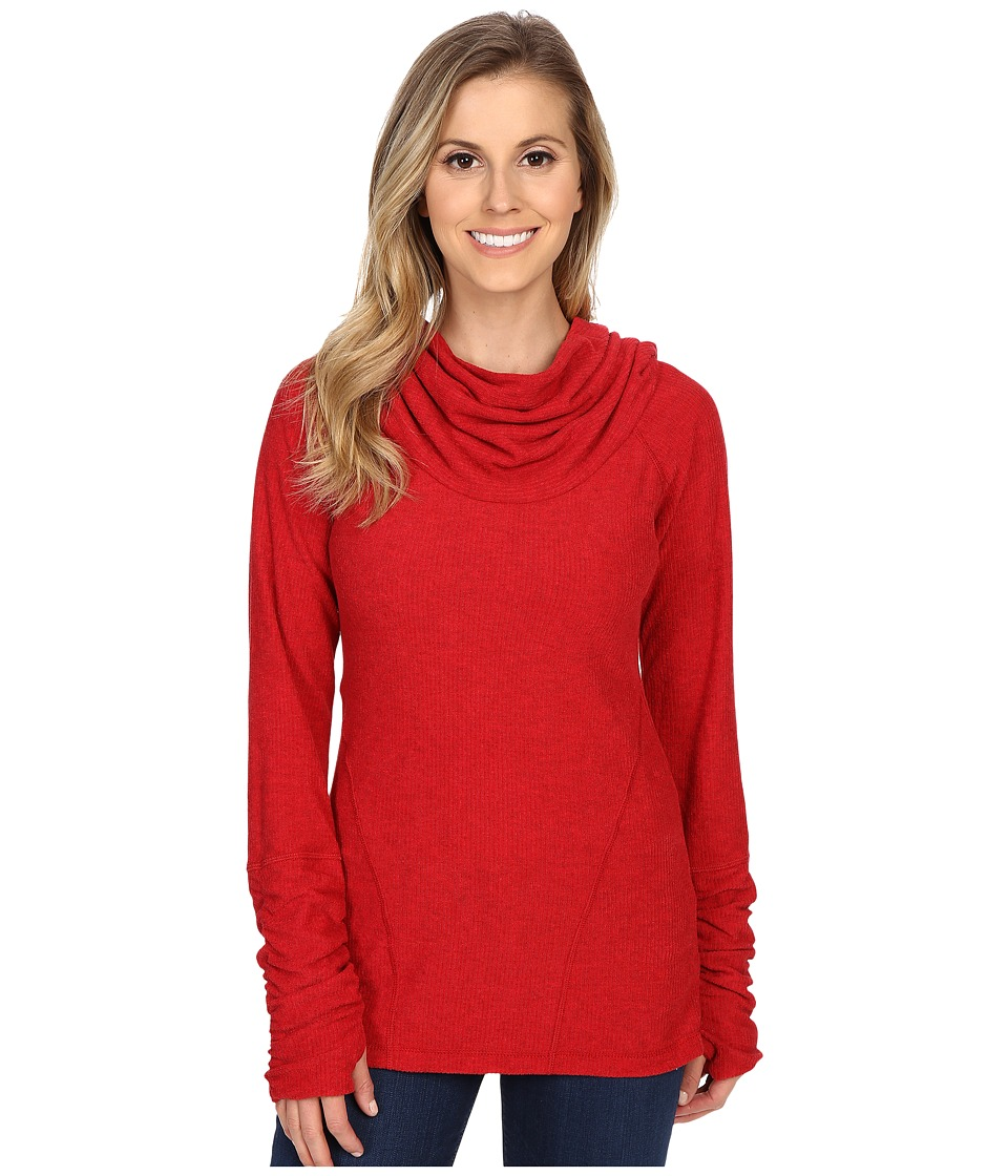 Kuhl - Kamryn Pullover (Ruby) Women's Long Sleeve Pullover