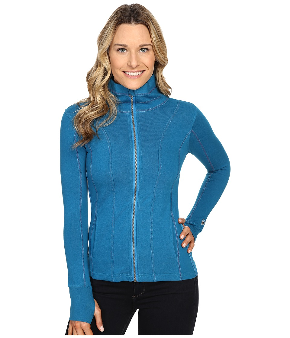 Kuhl - Kember Jacket (Seaport) Women's Sweatshirt