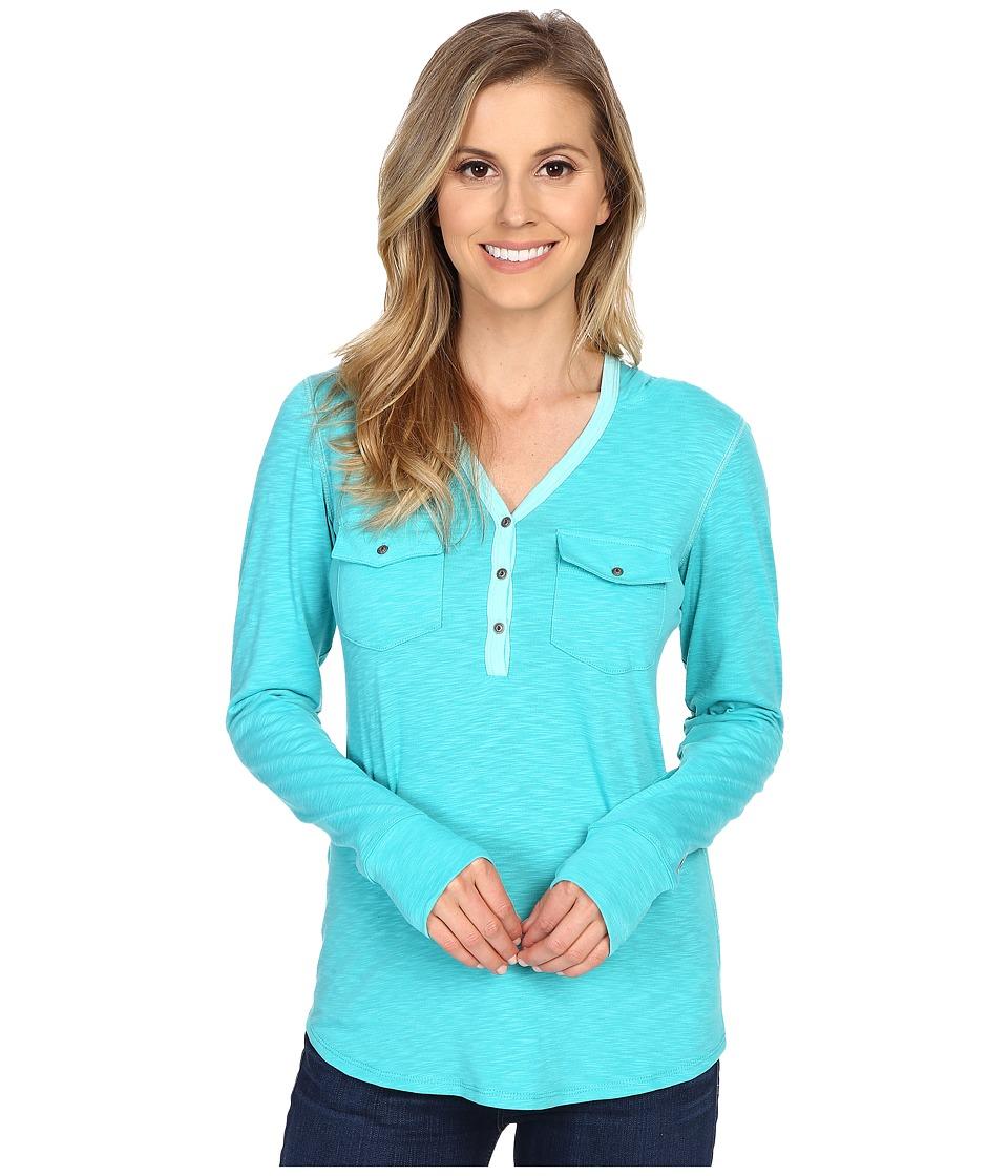KUHL - Sora Hoodie (Mountain Jade) Women's Sweatshirt