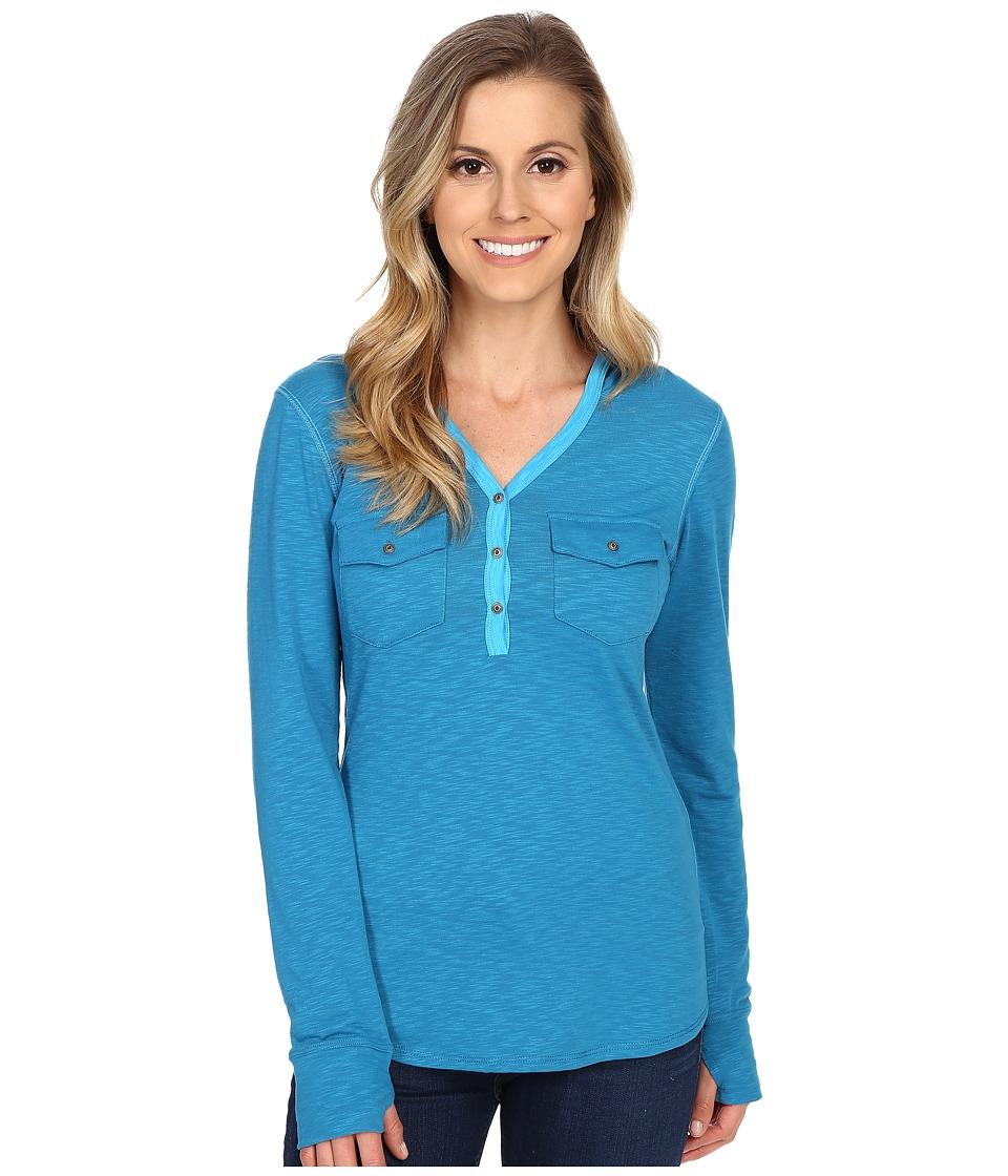 KUHL - Sora Hoodie (Seaport) Women's Sweatshirt