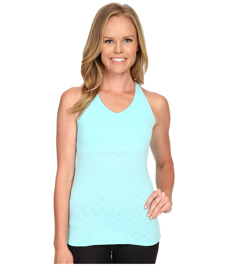KUHL - Sora Tank Top (Aquamarine) Women's Sleeveless