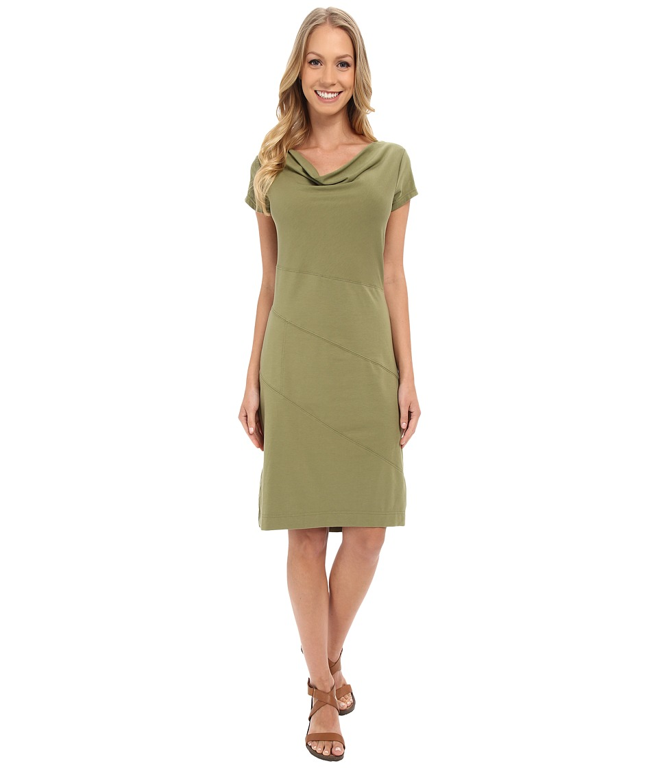 Royal Robbins - Essential Dress (Eucalyptus) Women's Dress