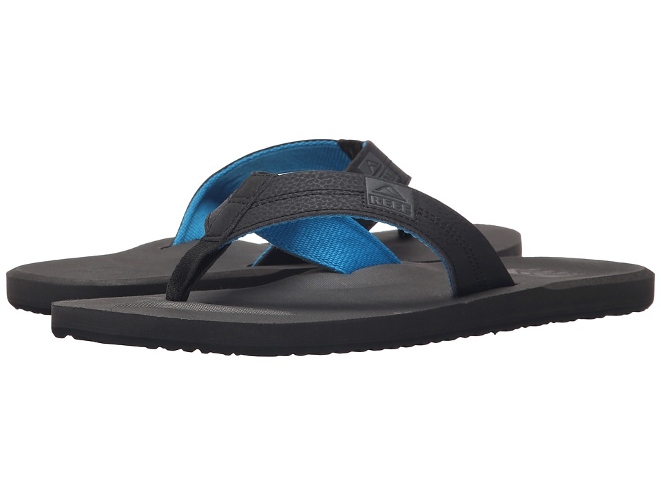 Reef - HT (Neon Blue) Men's Sandals