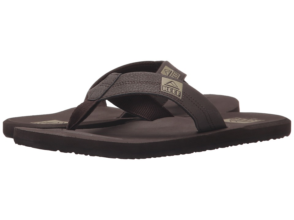 Reef - HT (Brown) Men's Sandals