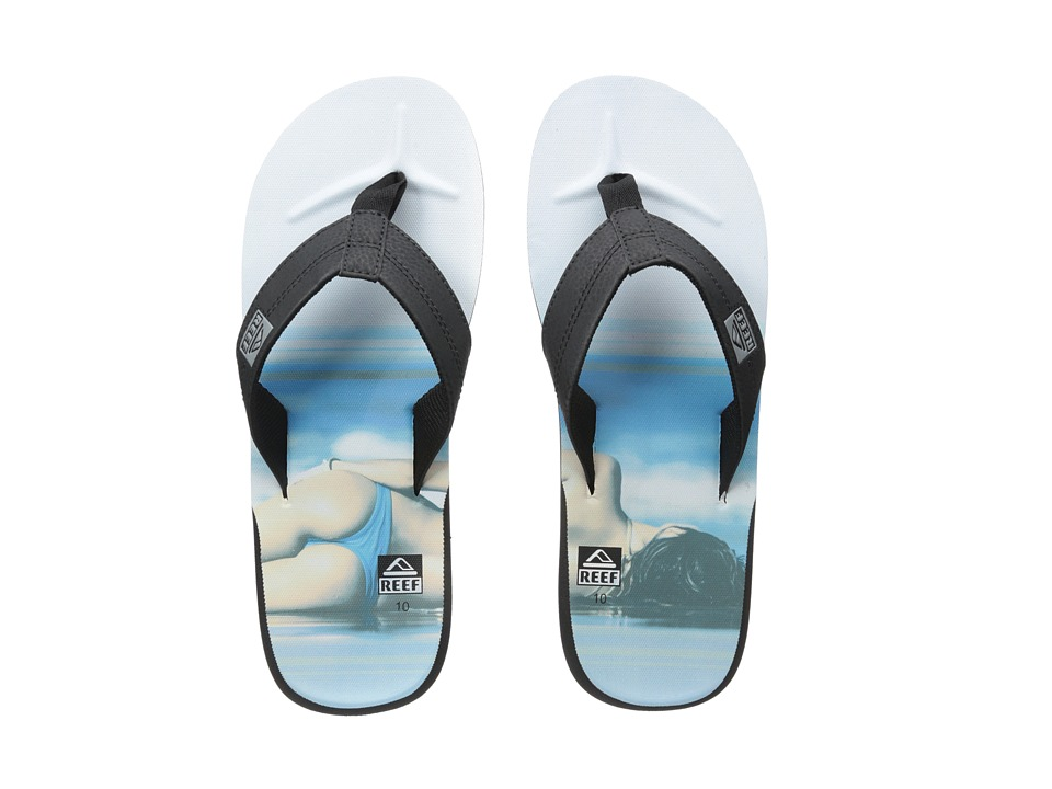Reef - HT Prints (Reef Girl 2) Men's Sandals