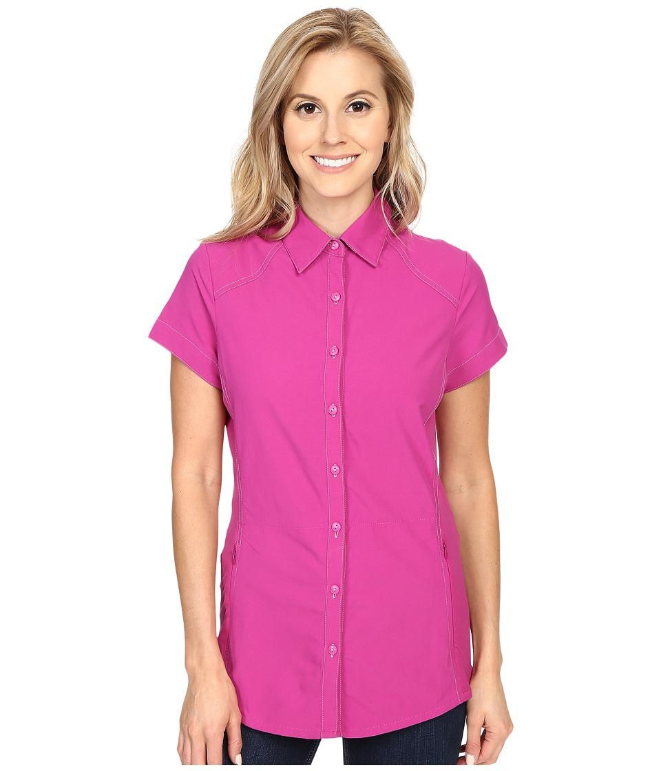 KUHL Wunderertm S/S Shirt (Orchid) Women
