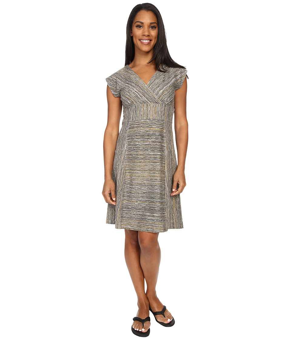 Royal Robbins - Essential Rio Dress (Taupe) Women's Dress