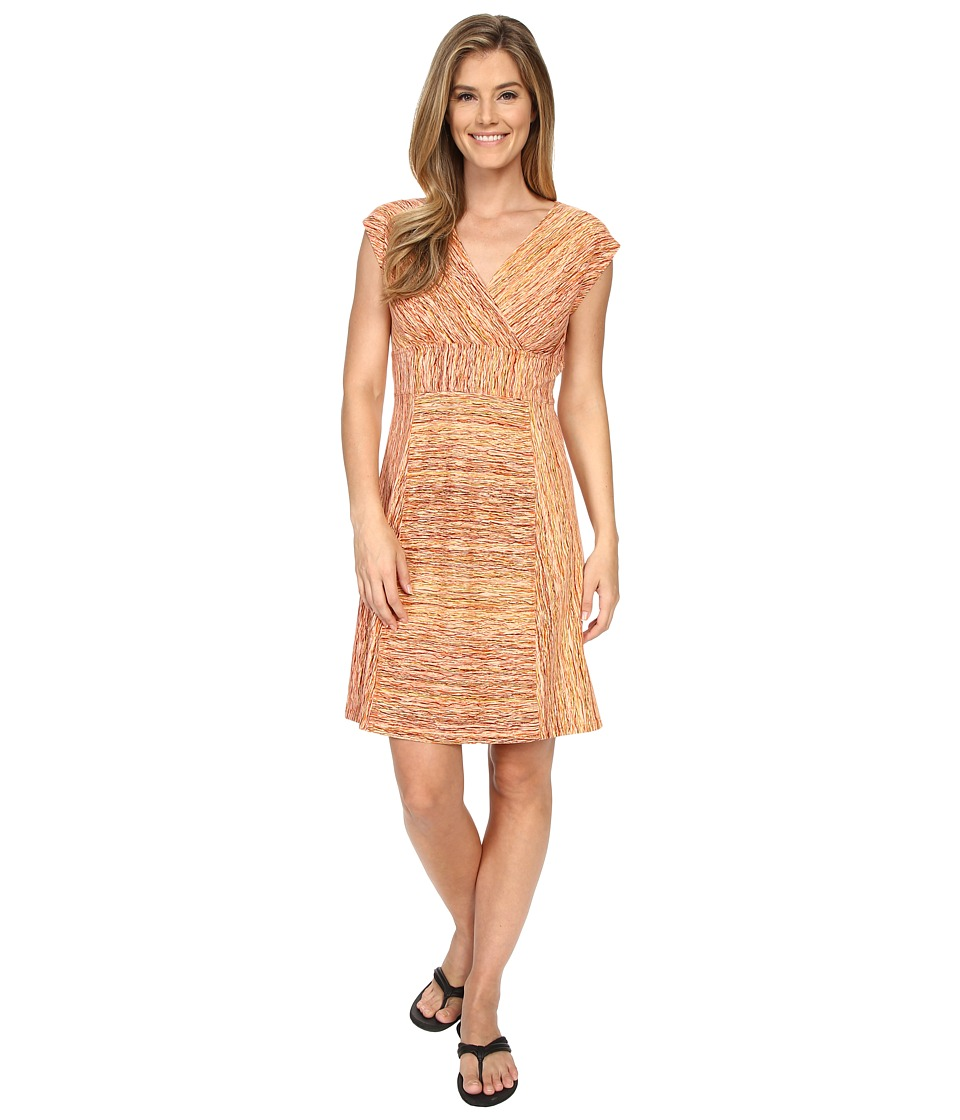 Royal Robbins - Essential Rio Dress (Mai Tai) Women's Dress