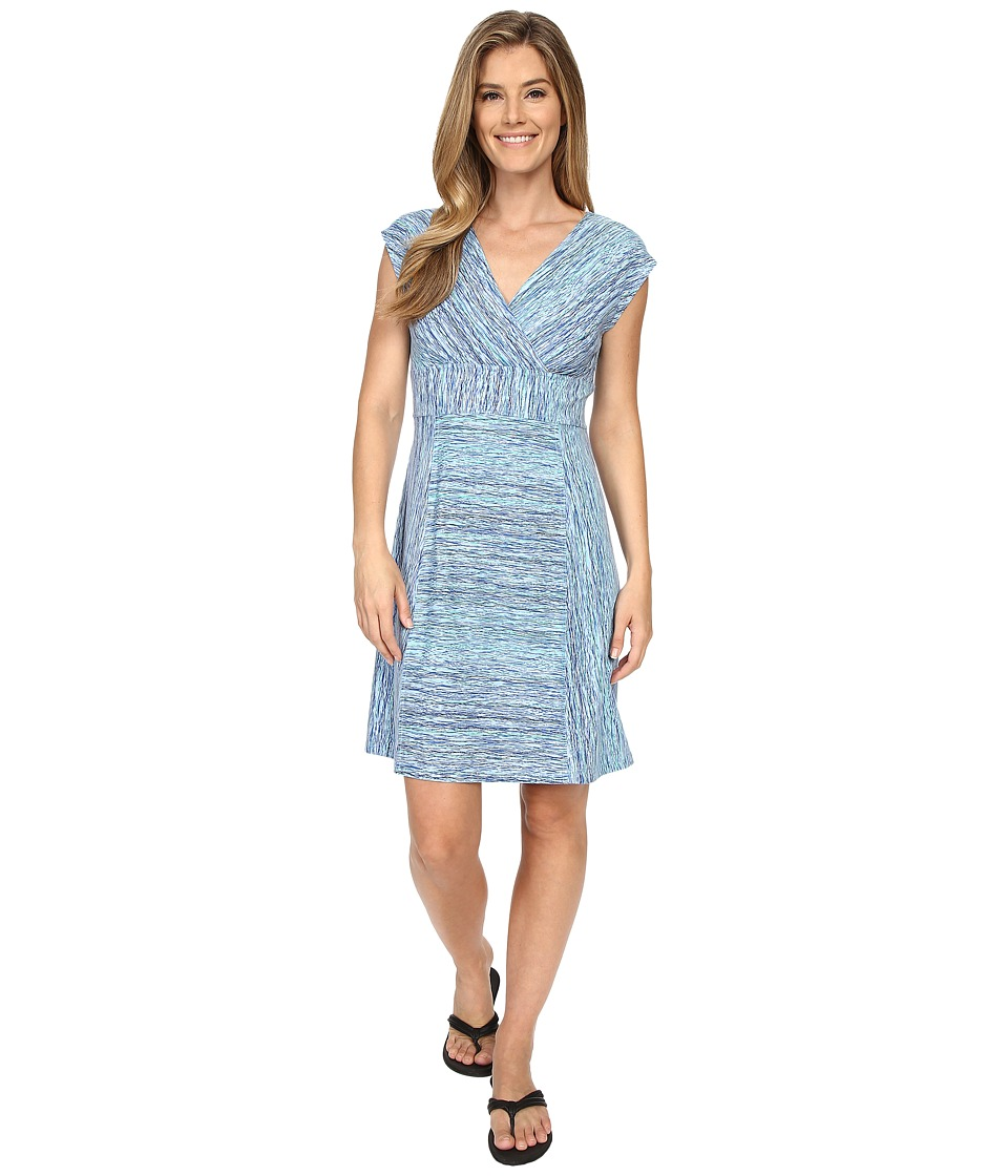 Royal Robbins - Essential Rio Dress (Light Lapis) Women's Dress