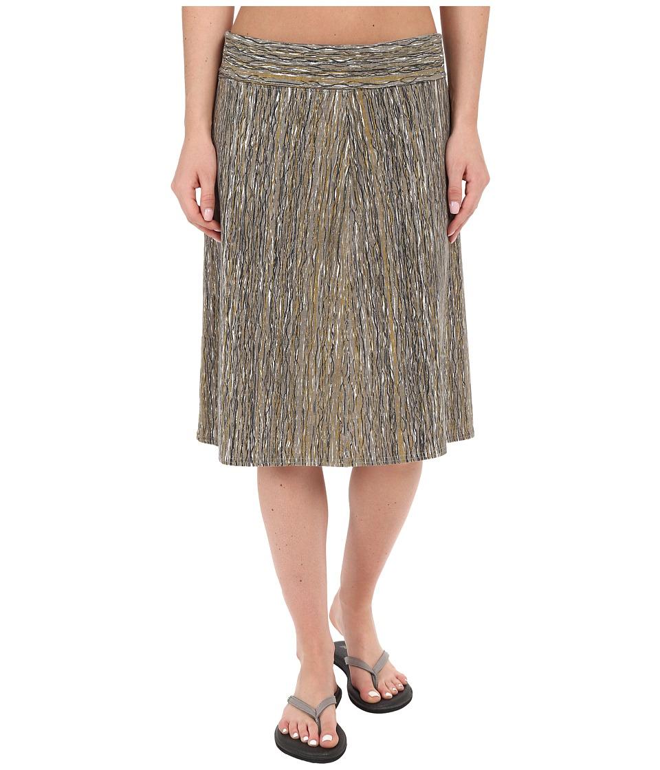Royal Robbins - Essential Rio Skirt (Taupe) Women's Skirt