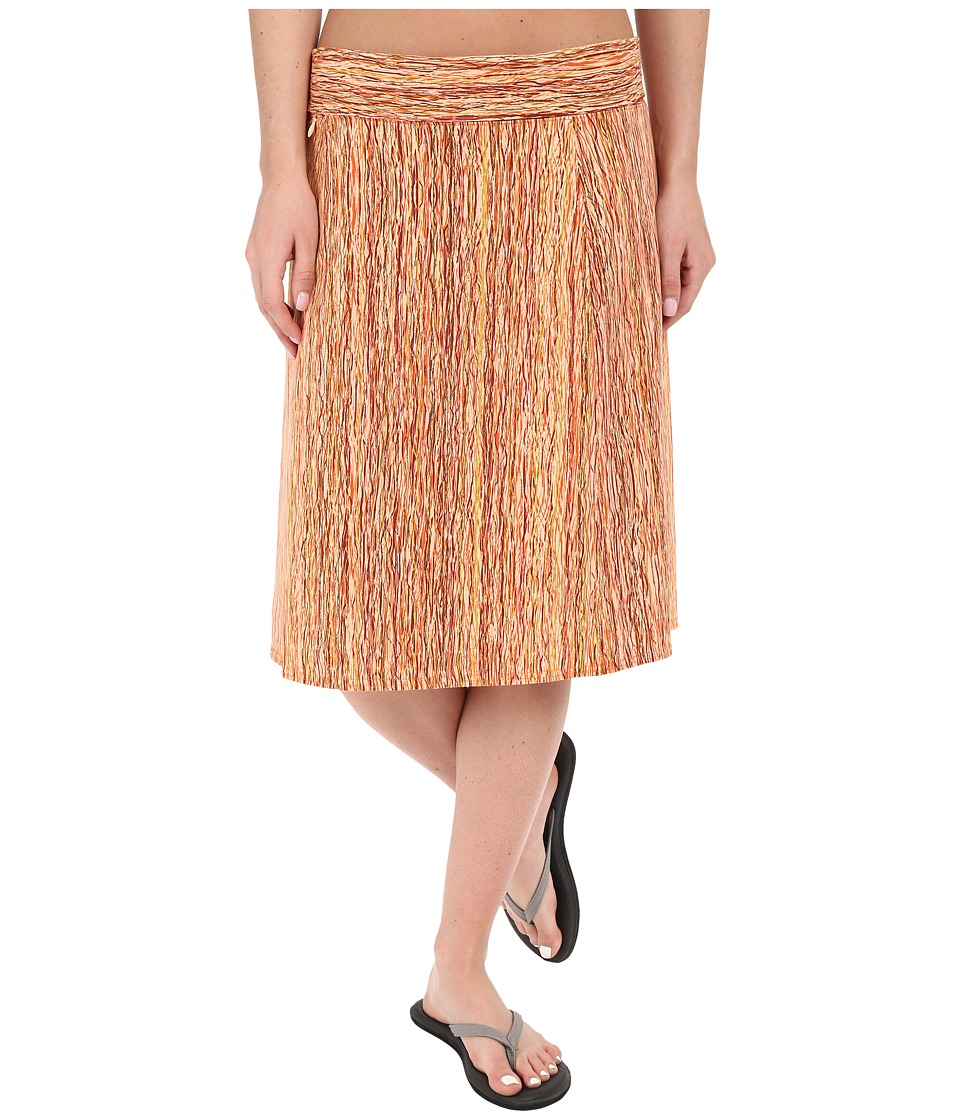 Royal Robbins Essential Rio Skirt (Mai Tai) Women