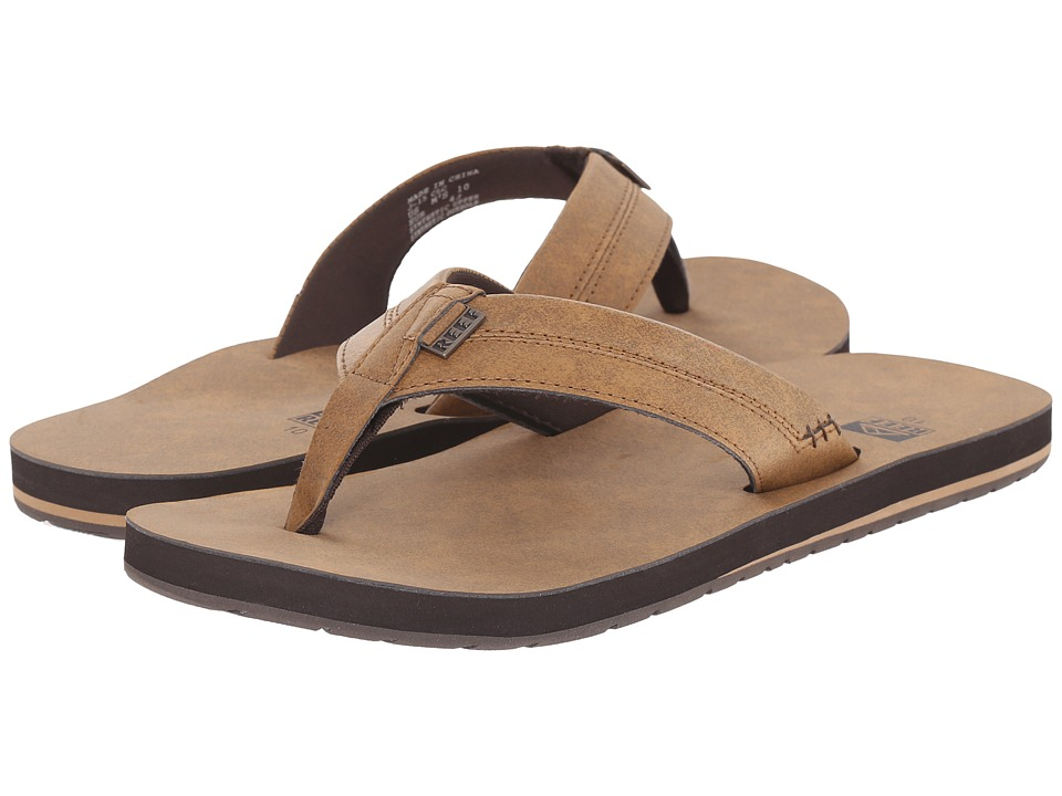 Reef - Drive (Brown) Men's Sandals