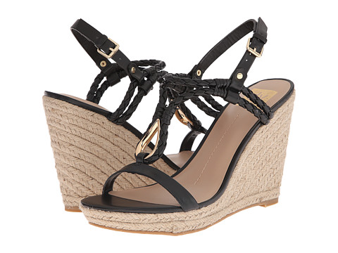 DV by Dolce Vita - Taysiee (Black Stella) Women's Wedge Shoes