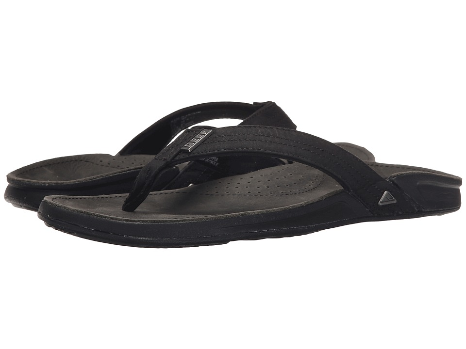 Reef - J-Bay III (Black) Men's Sandals