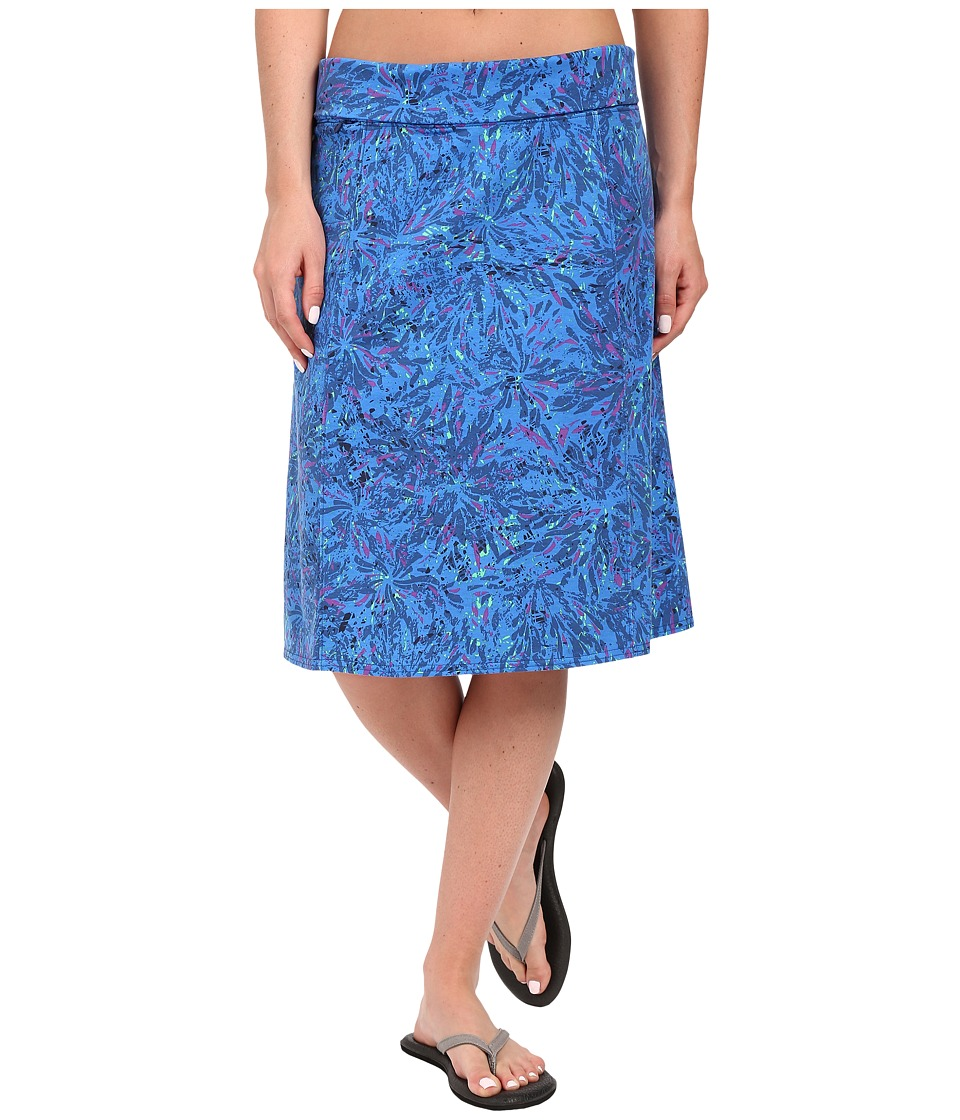 Royal Robbins - Essential Floret Skirt (Dark Lapis) Women's Skirt