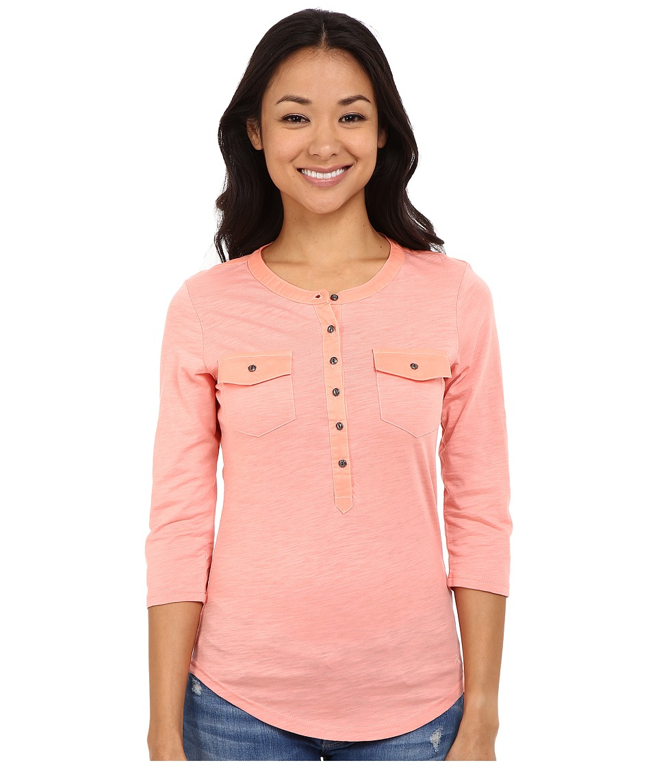 KUHL - Khloe (Peach) Women's Long Sleeve Pullover