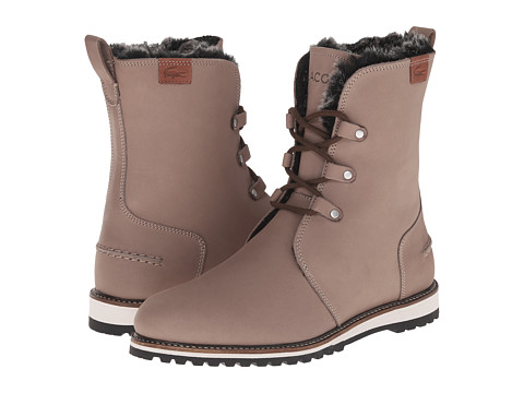 Lacoste - Baylen 5 (Light Brown) Women's Lace-up Boots