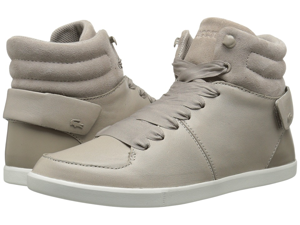 Lacoste - Corlu 2 (Light Brown) Women's Lace up casual Shoes